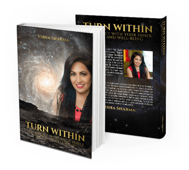 Turn Within - Vibha Sharma Author